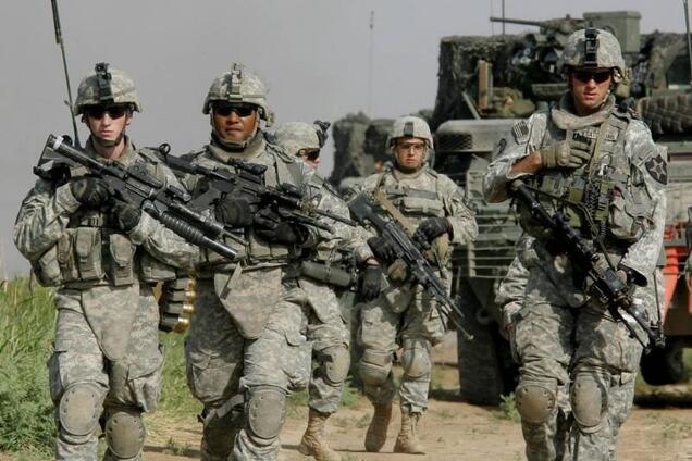 Военные США, иллюстрация