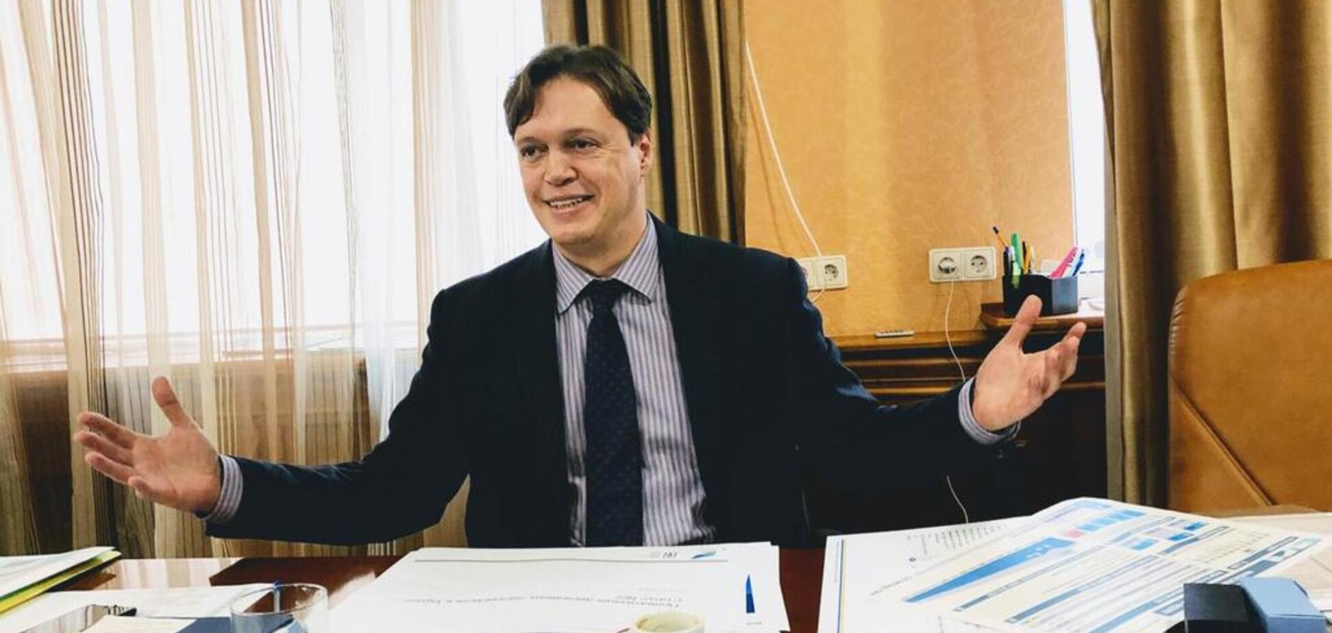 Глава ФДМ Сенниченко відмовився коментувати призначення Беспалова – ЗМІ