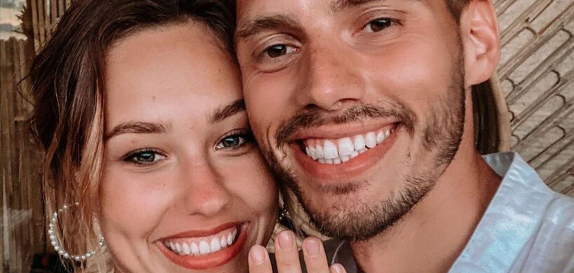 'Холостяк' Добрынин сделал предложение Квитковой: с чего начинались отношения пары. Фото