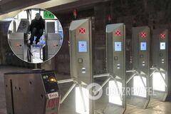 У метро Києва замінять турнікети, які 'б'ють' пасажирів: на яких станціях з'являться