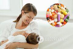 Комаровский рассказал, когда можно принимать витамины кормящим мамам