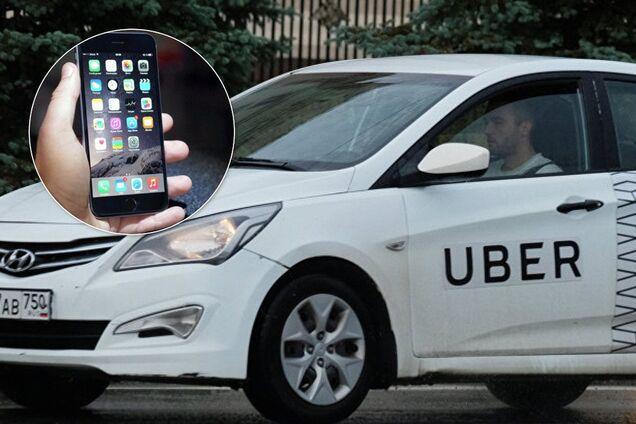 Киевлянин нашел забытый в Uber айфон на OLX
