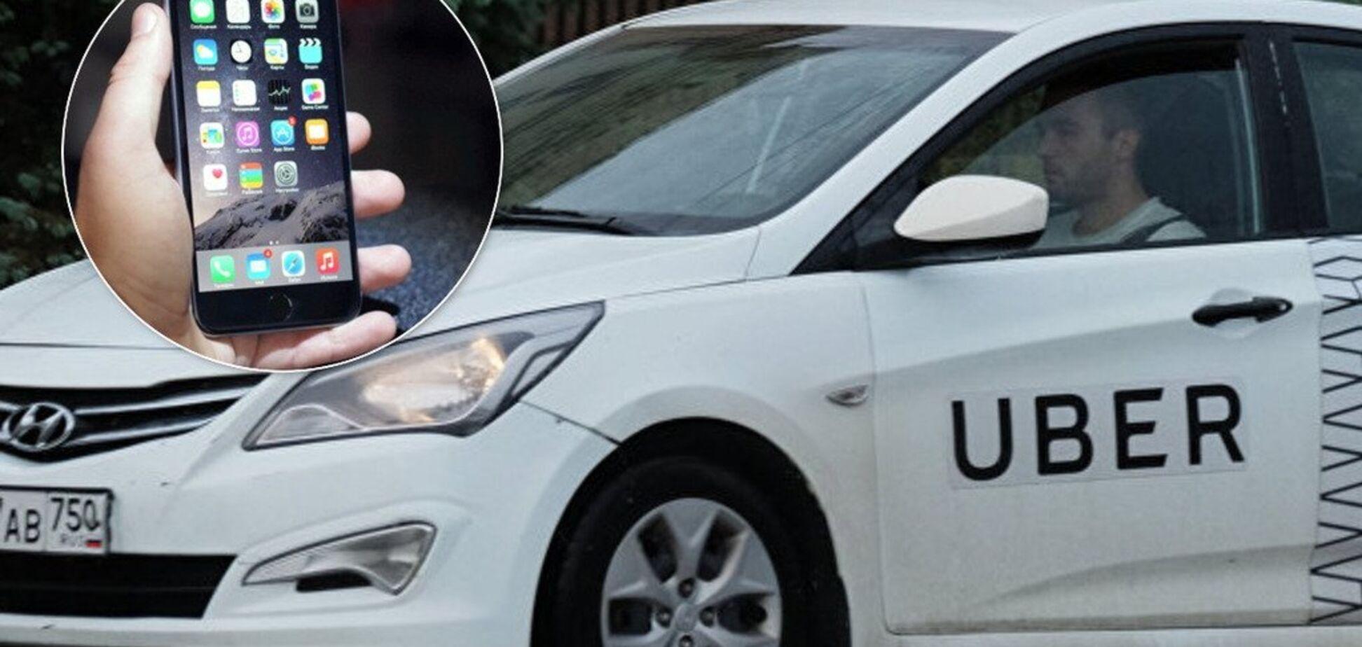 Киевлянин нашел забытый в такси айфон на OLX: подробности необычной 'спецоперации'