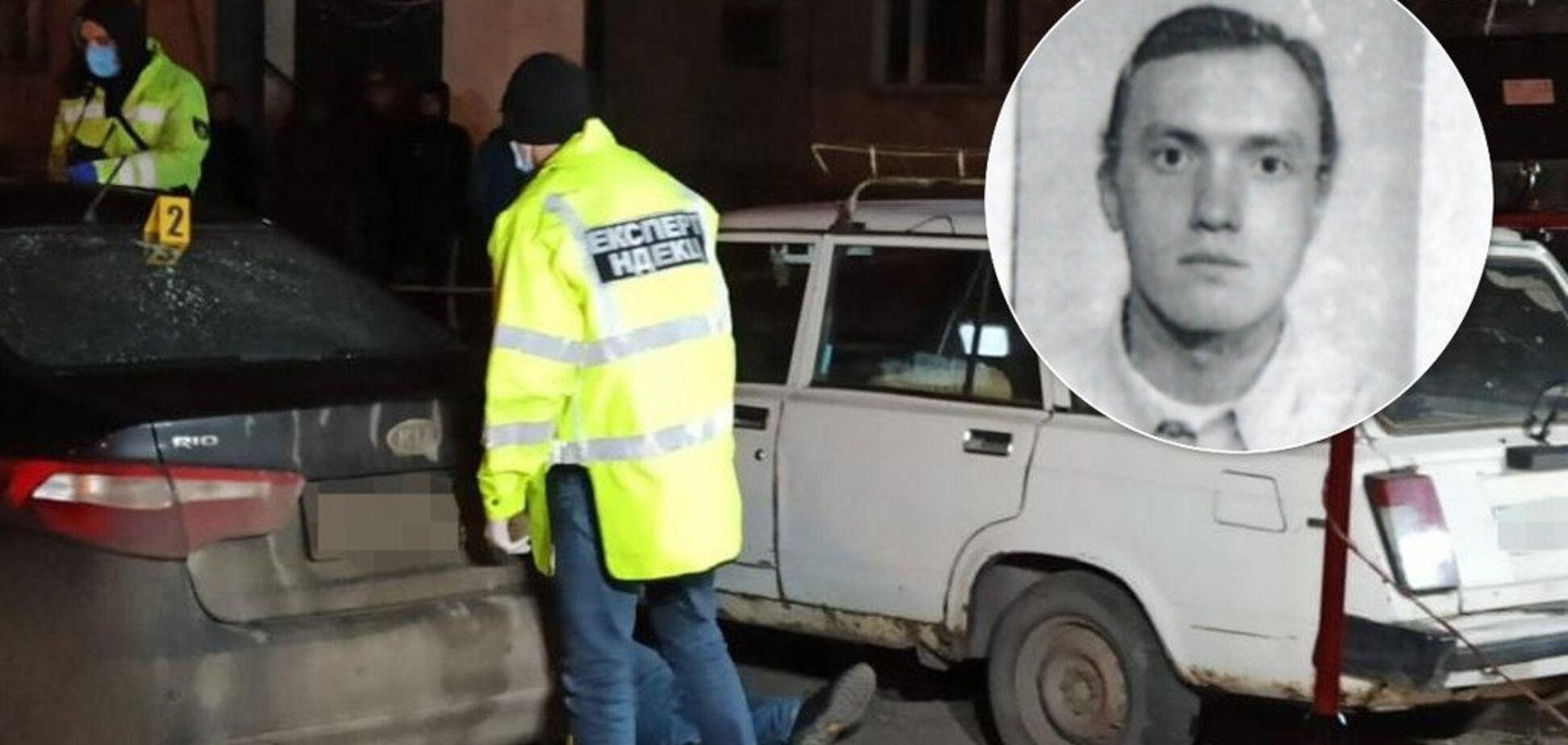Должность получил не случайно: что известно о застреленном в Харькове директоре кладбища