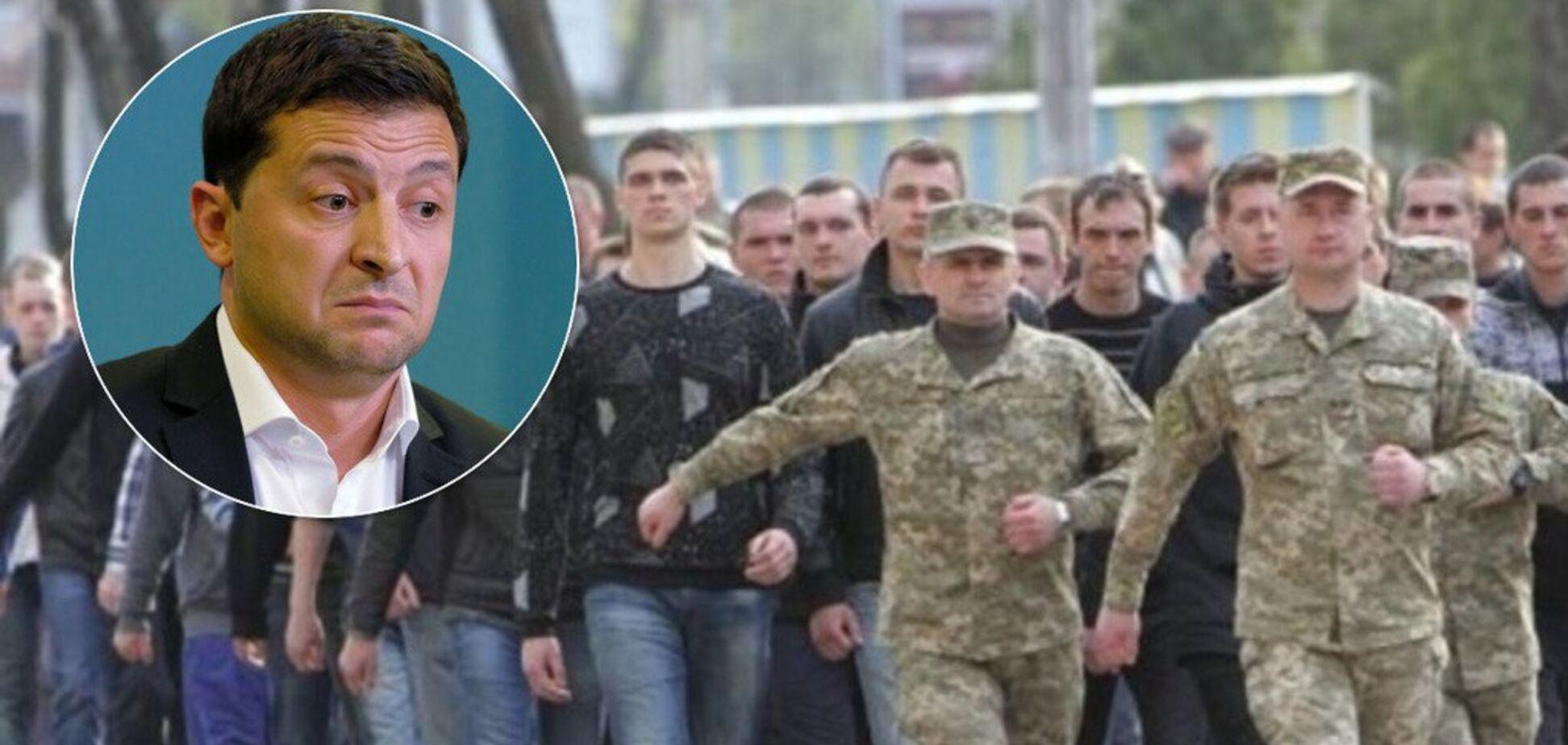 Зеленський змінив правила призову: кого, коли і як заберуть в армію