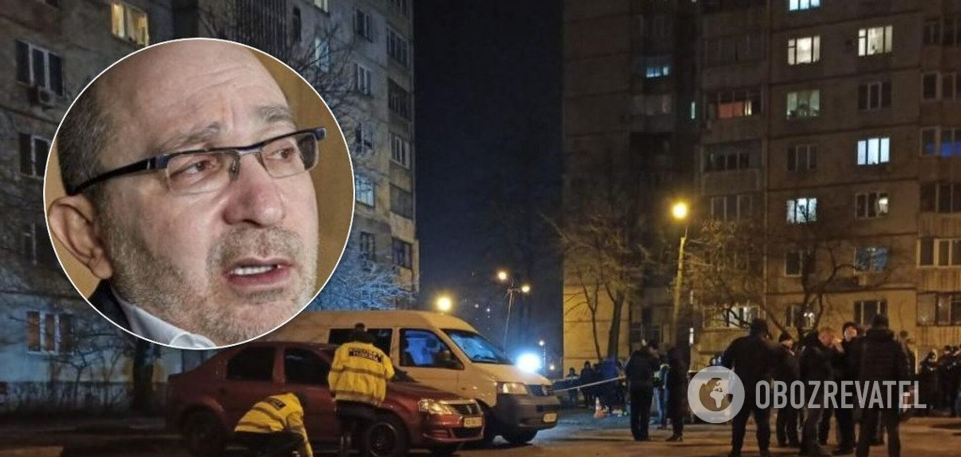 Связано с убийством друга Кернеса? Появились детали расстрела бизнесмена в Харькове