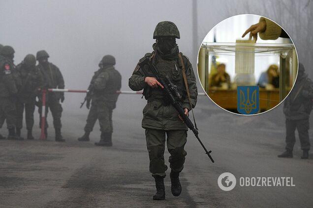В выборах на Донбассе должны участвовать переселенцы