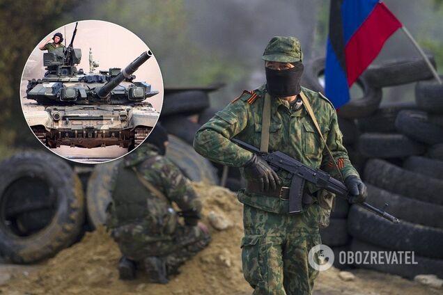 Что делать с вооруженными террористами и танками РФ на Донбассе, спросил Тука