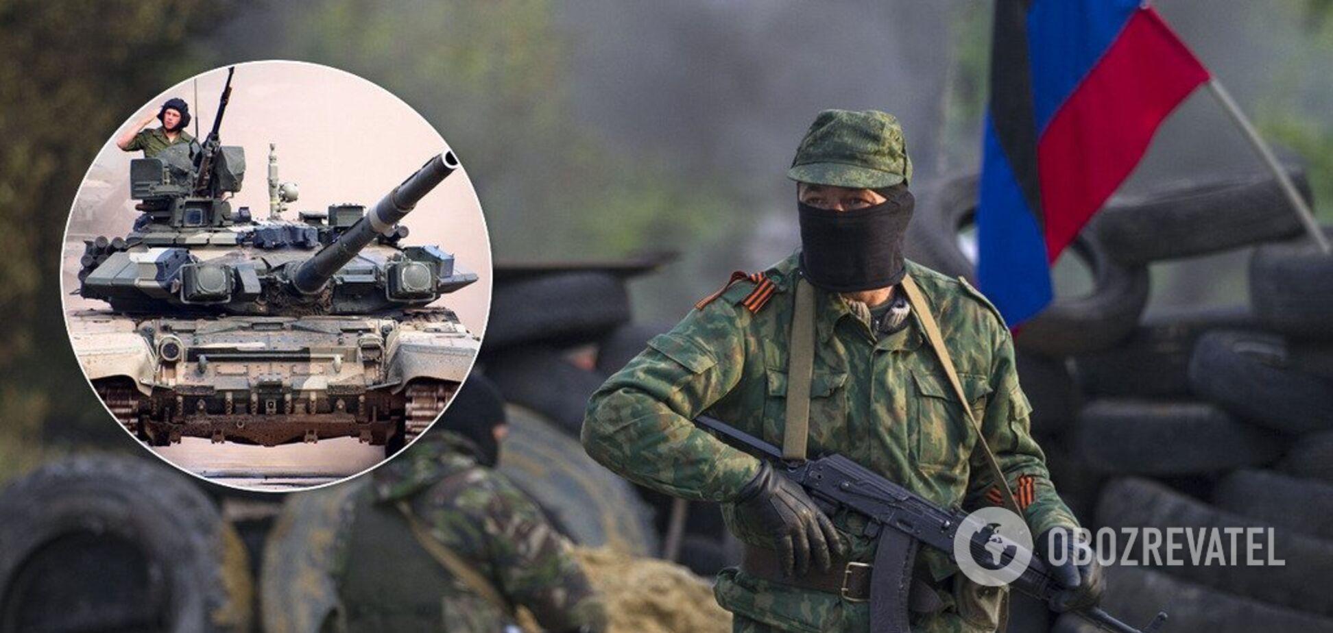 'Куда девать 30 тысяч террористов и танки РФ?' Волонтер назвал проблему Донбасса