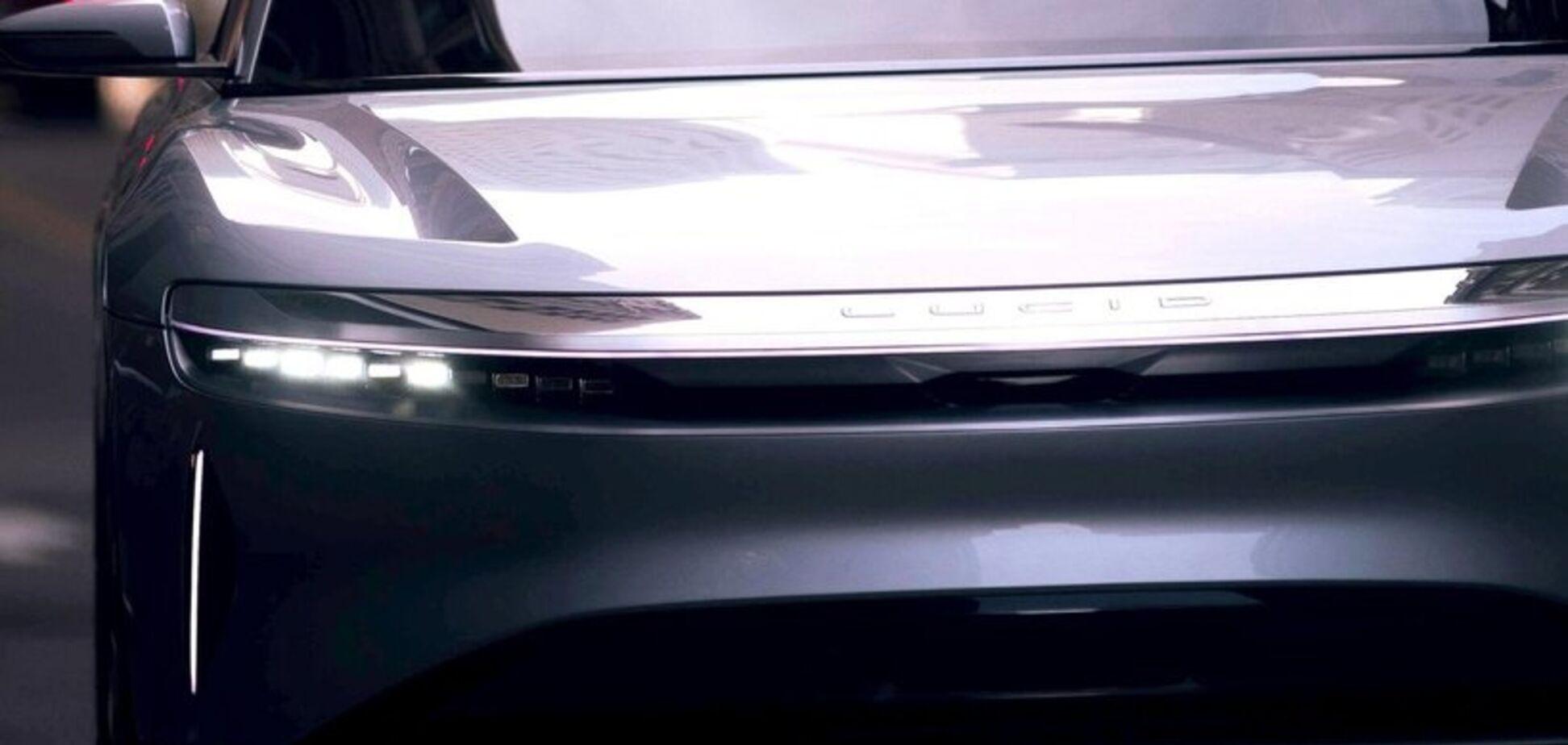 Электромобиль класса 'люкс': в США рассказали о дебюте конкурента Tesla Model S