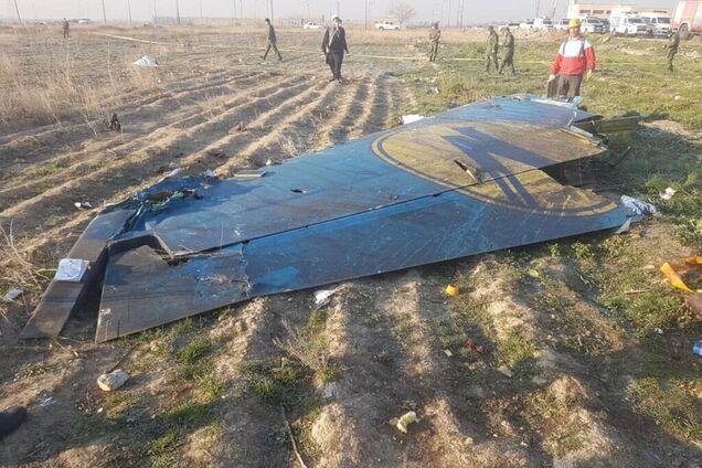 "Україна знову зажадала у Тегерана ""чорні скриньки"""