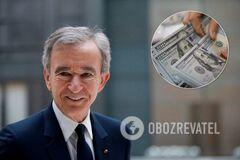 У списку Forbes з'явився новий лідер: хто став найбагатшим у світі