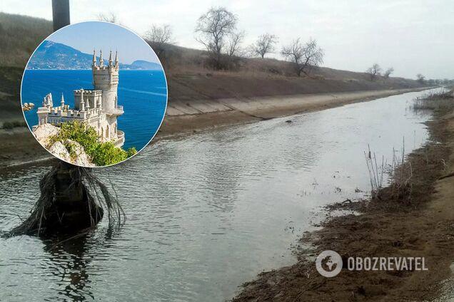Вода для Криму