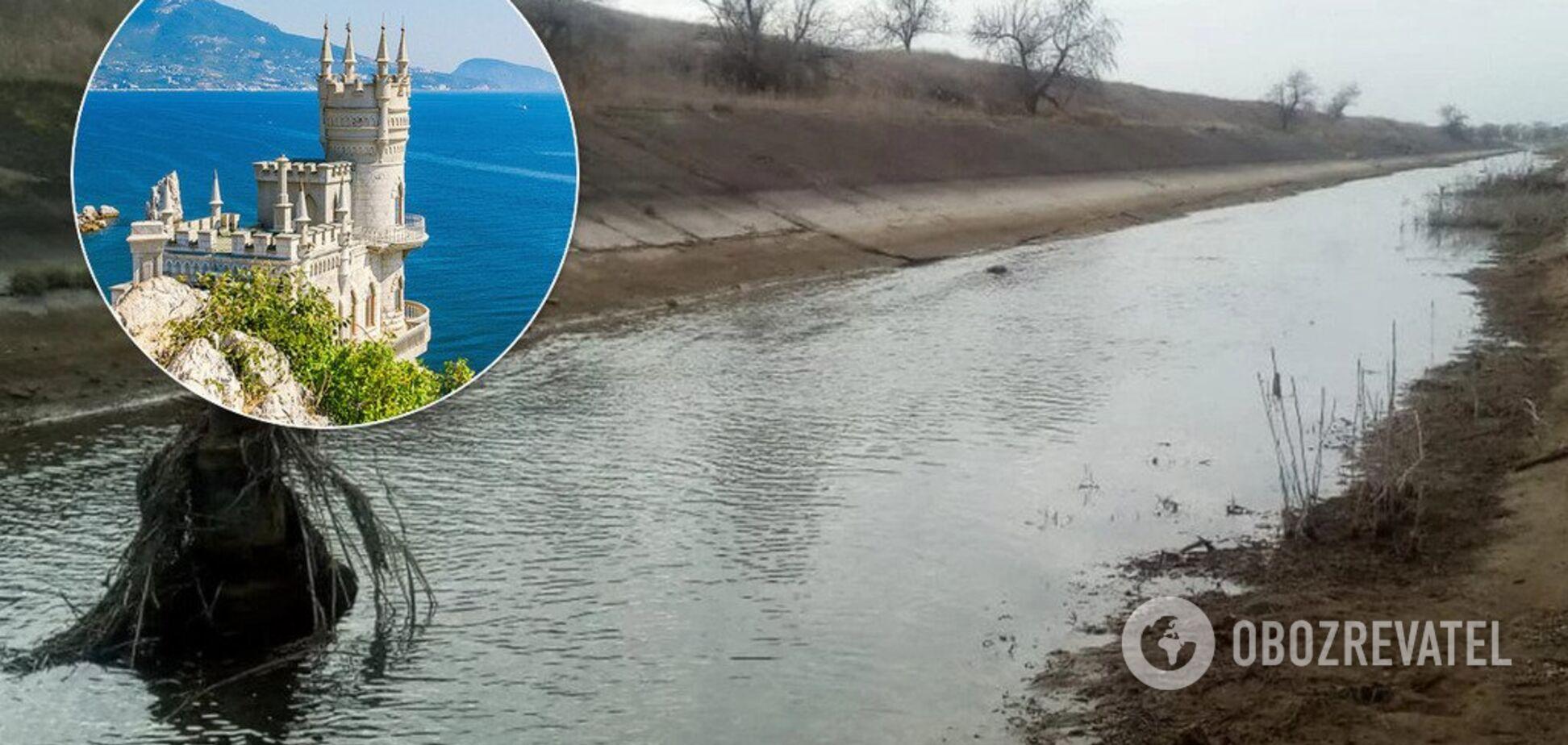 Вода для Криму: колишній нардеп попередив про небезпечну схему