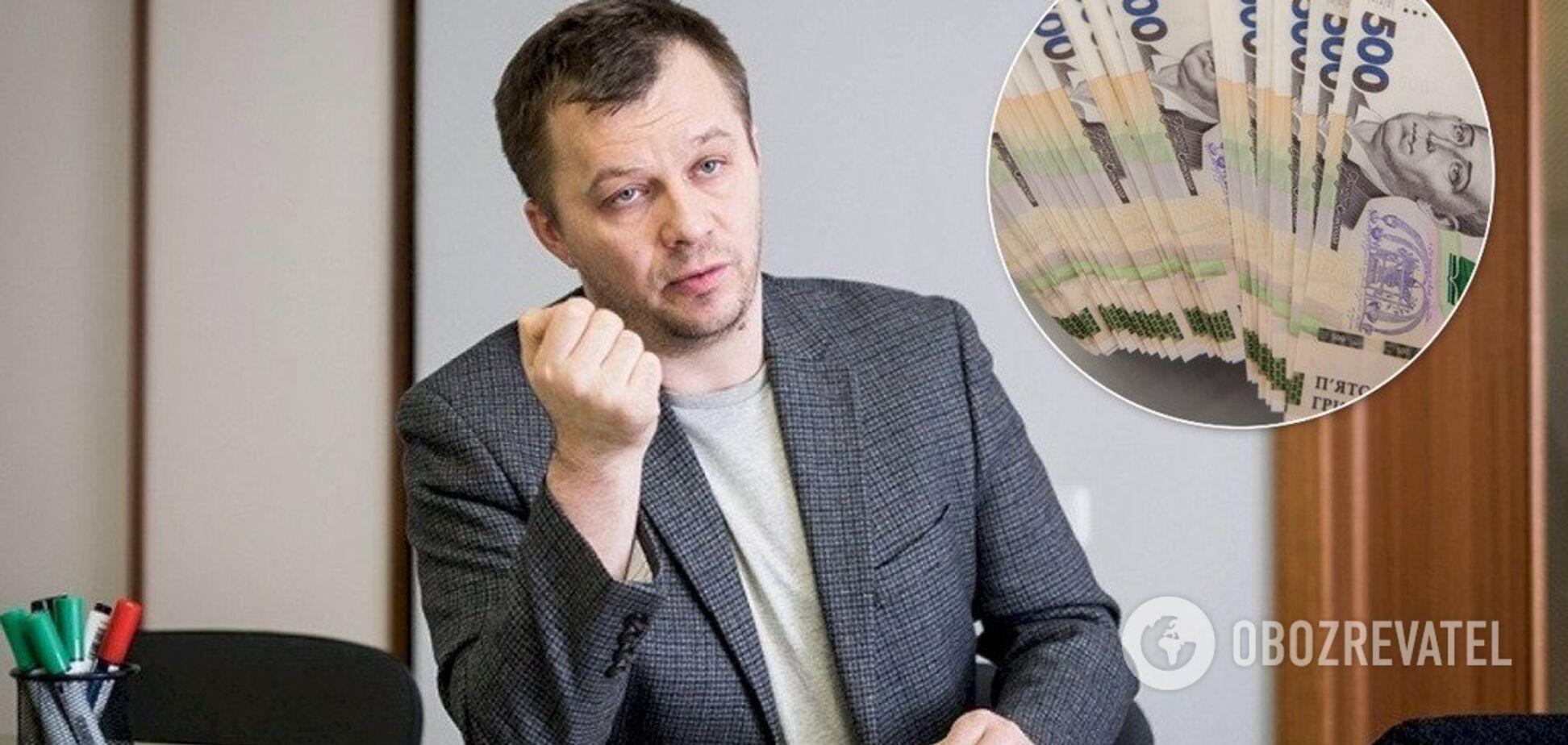 Милованов розкритикував Шмигаля за звільнення Верланова і Нефьодова