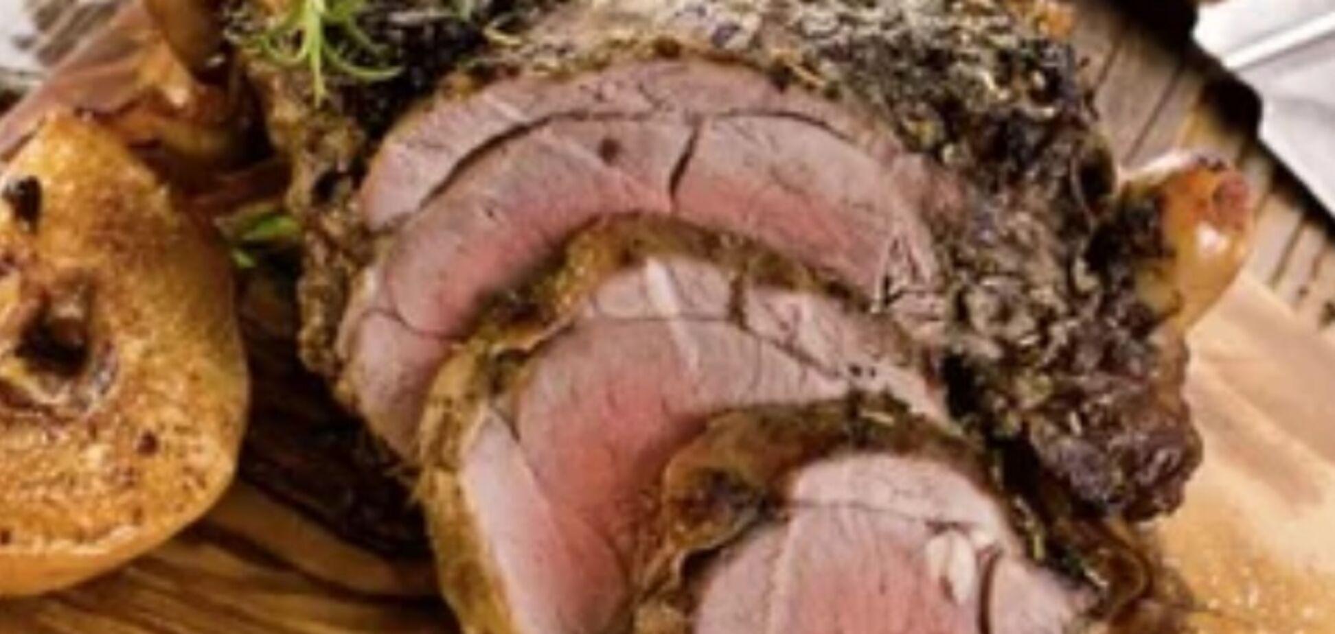 Рецепт дивовижно смачного свинячого карбонаду