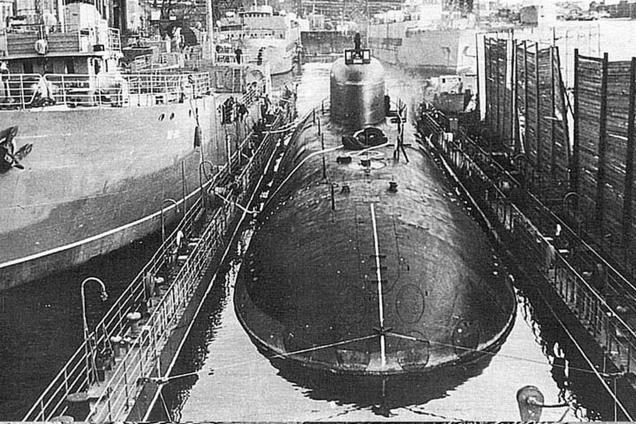 """У приміщенні заводу """"Червоне Сормово"""" в Росії, де будували атомні підводні човни"""