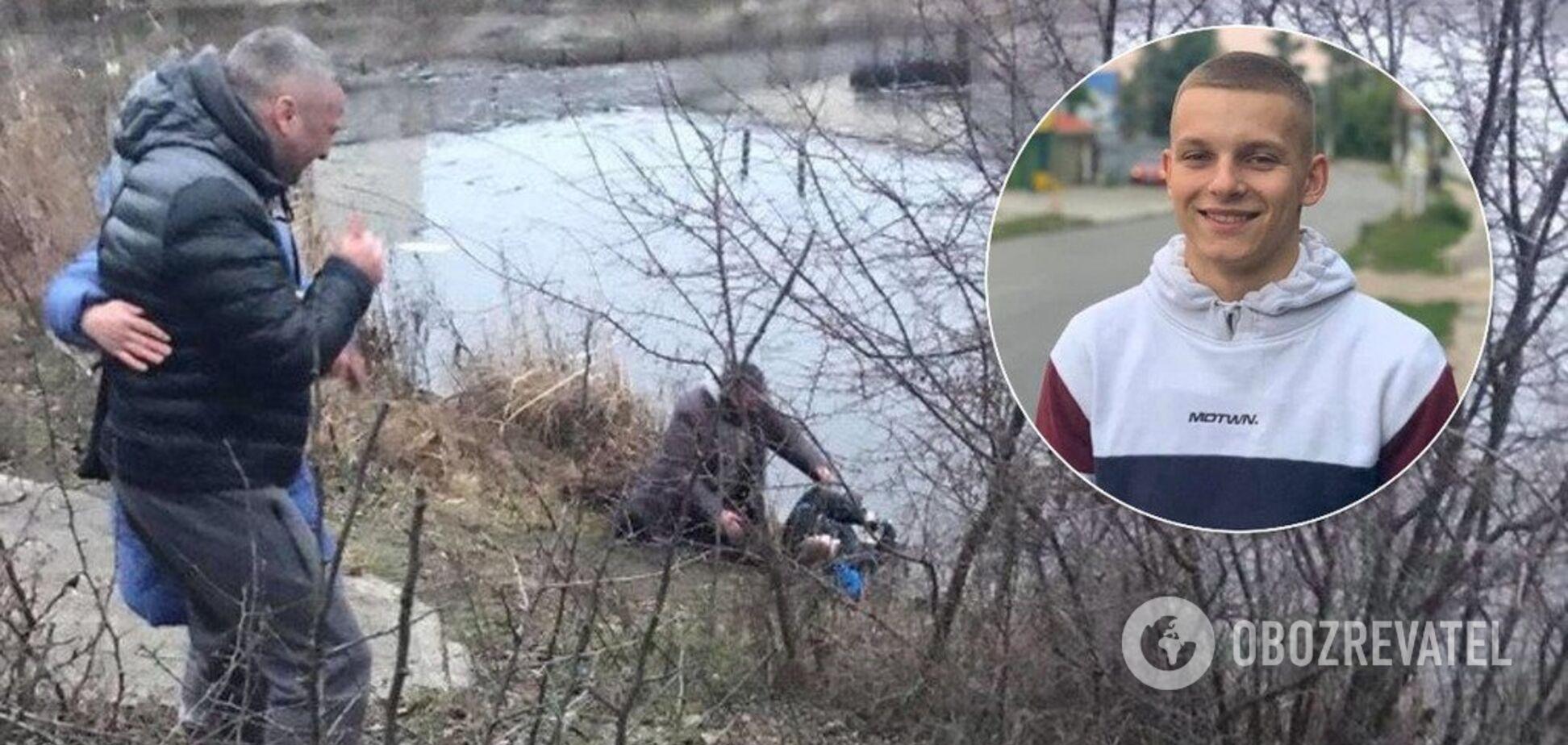 Пропавший под Киевом подросток найден мертвым: первые фото и видео