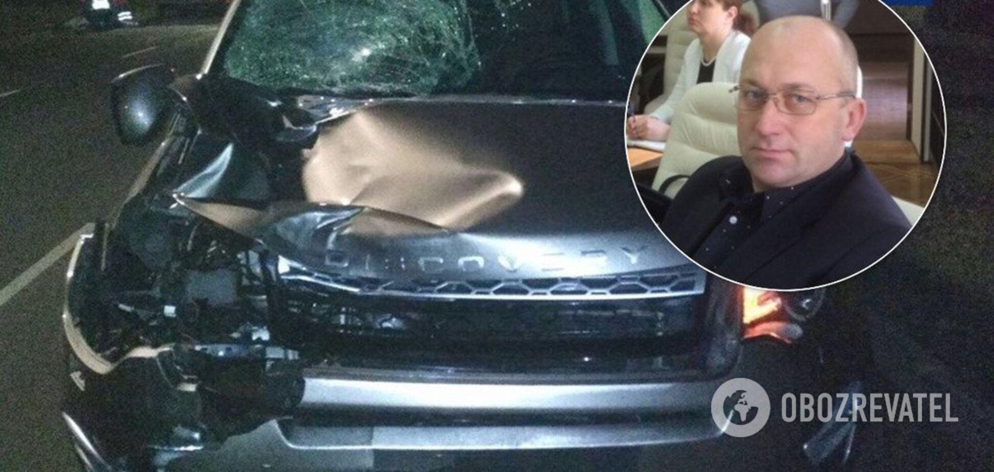 В Черкассах мажор сбил директора школы