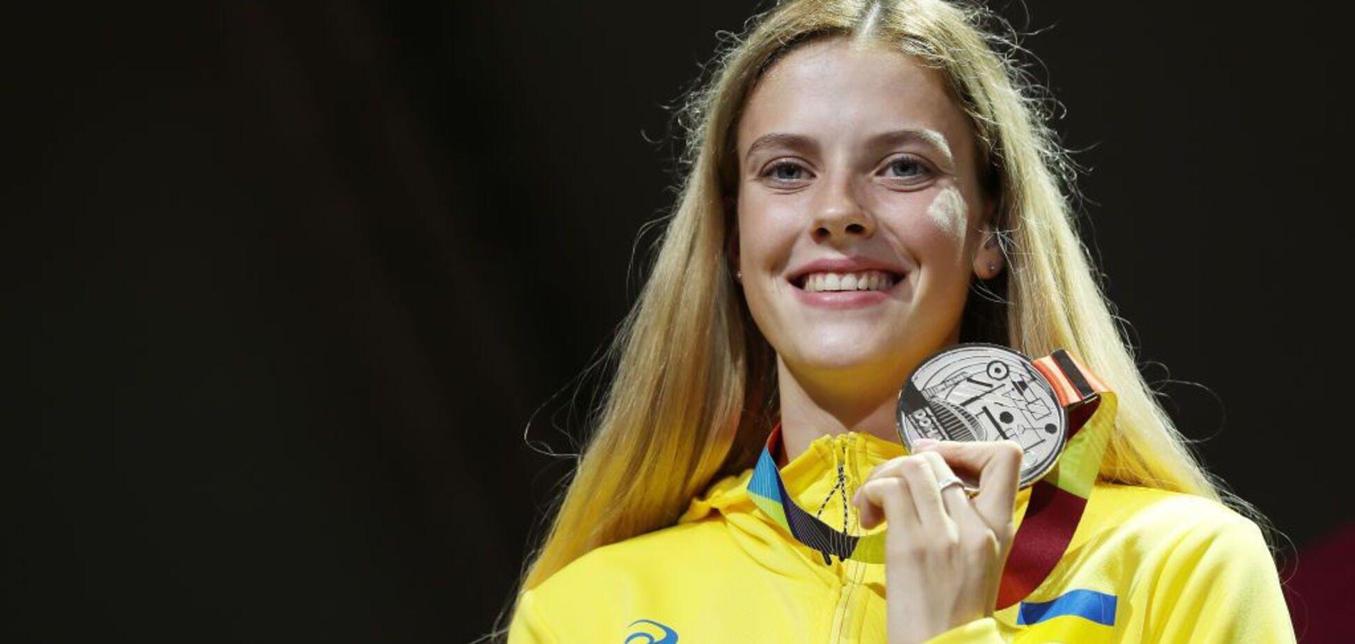 Красивейшая легкоатлетка Украины установила мировой рекорд