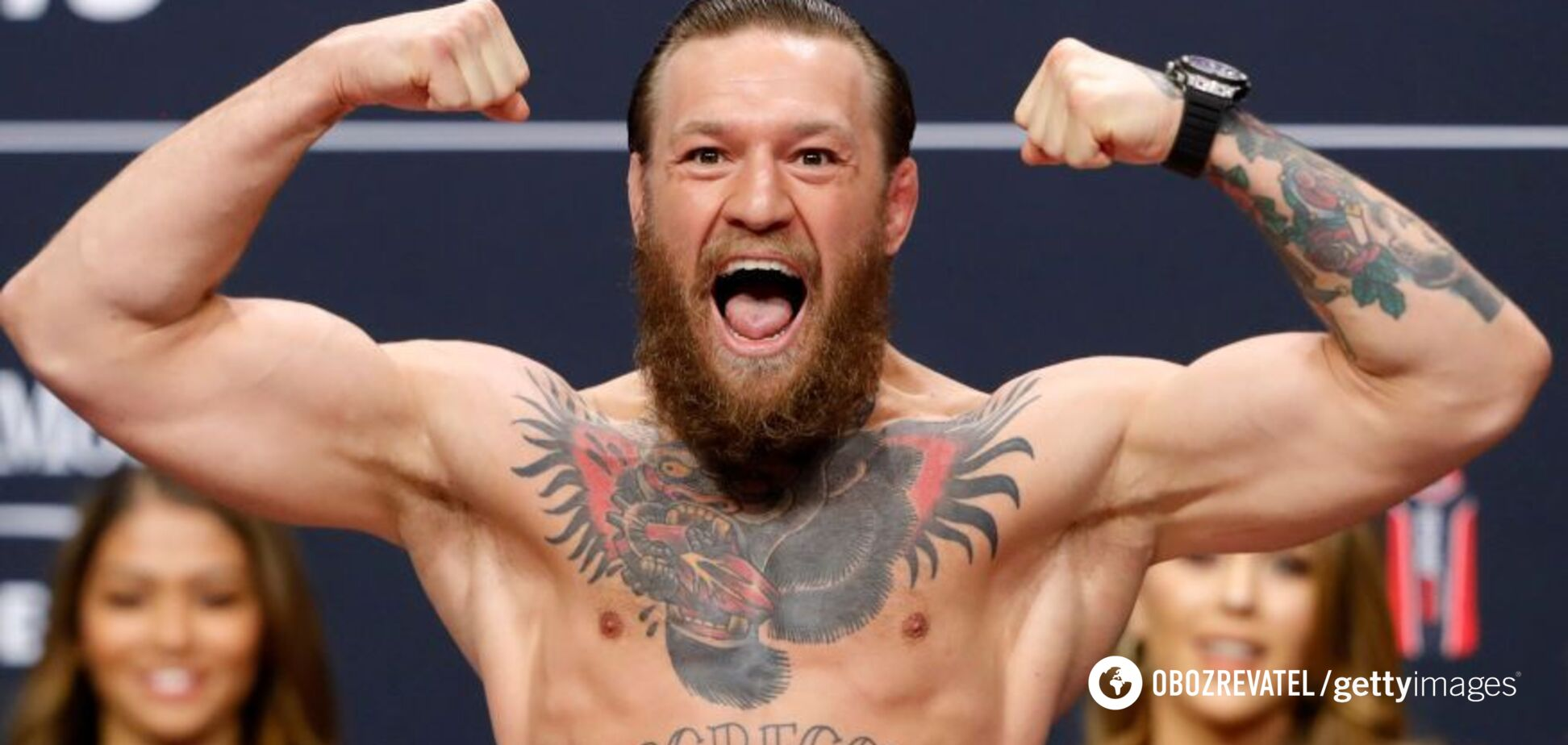 МакГрегор - Серроне: онлайн відеотрансляція UFC 246