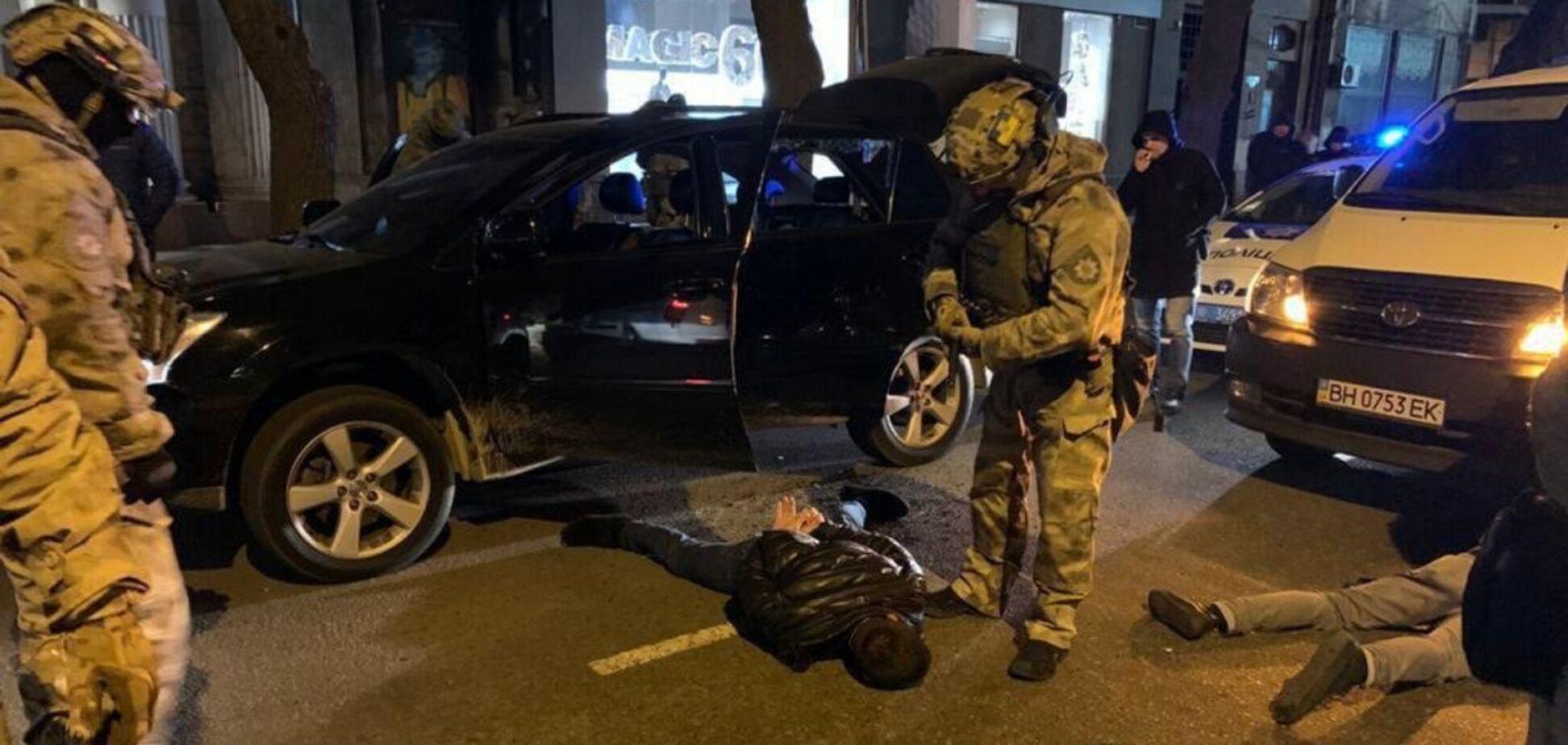 В Одессе задержали особо опасную банду