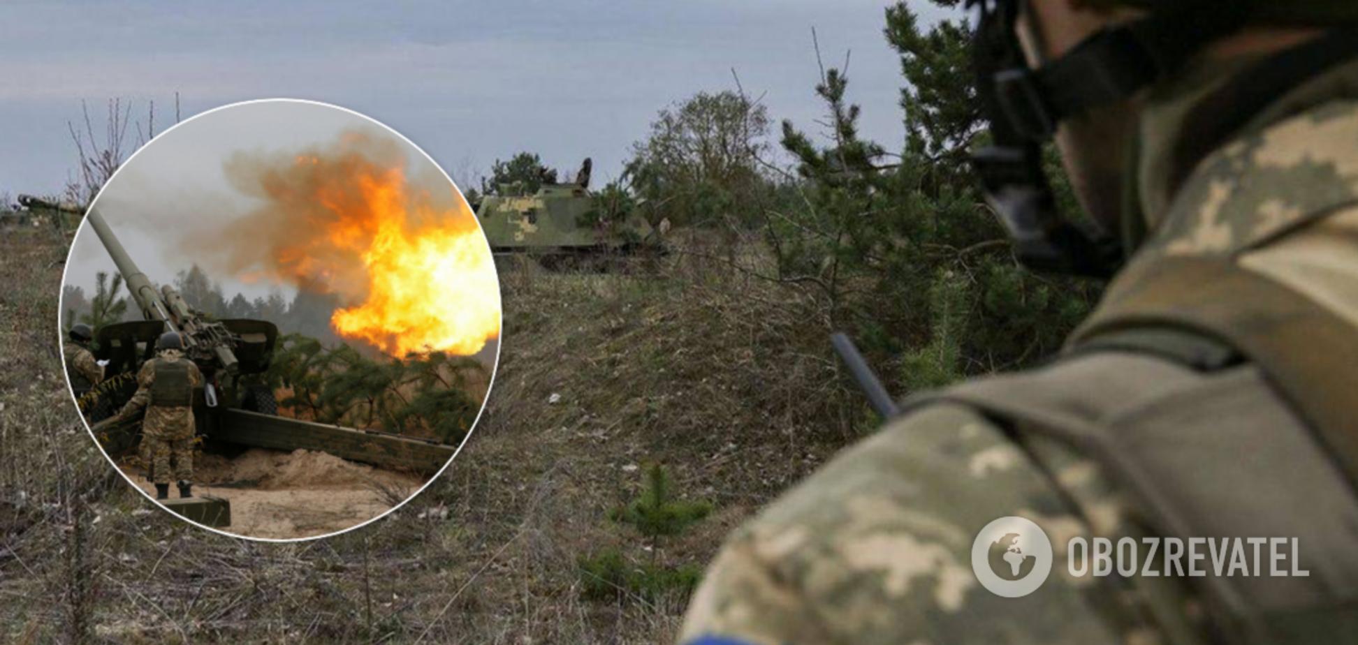 Террористы Путина ударили по ВСУ: 8 бойцов получили ранения