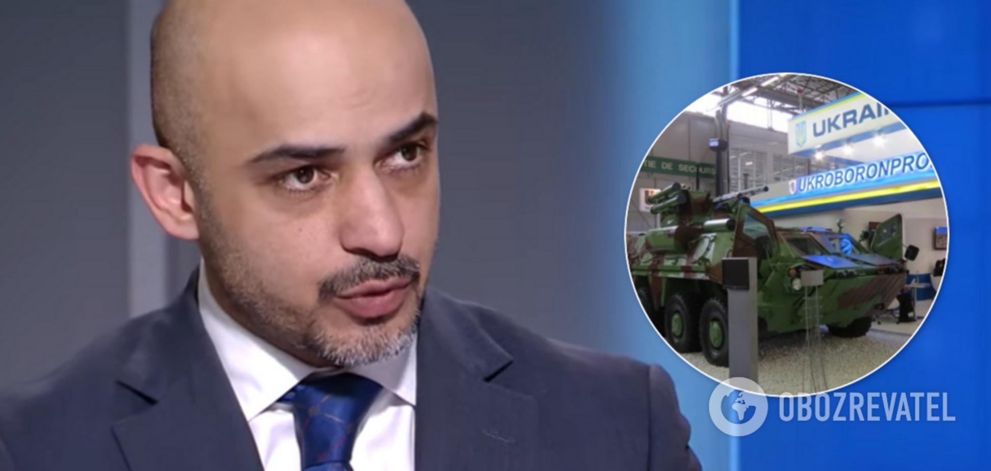 Відмовляться від заводів заради зарплат: Найєм розповів про реформу 'Укроборонпрому'