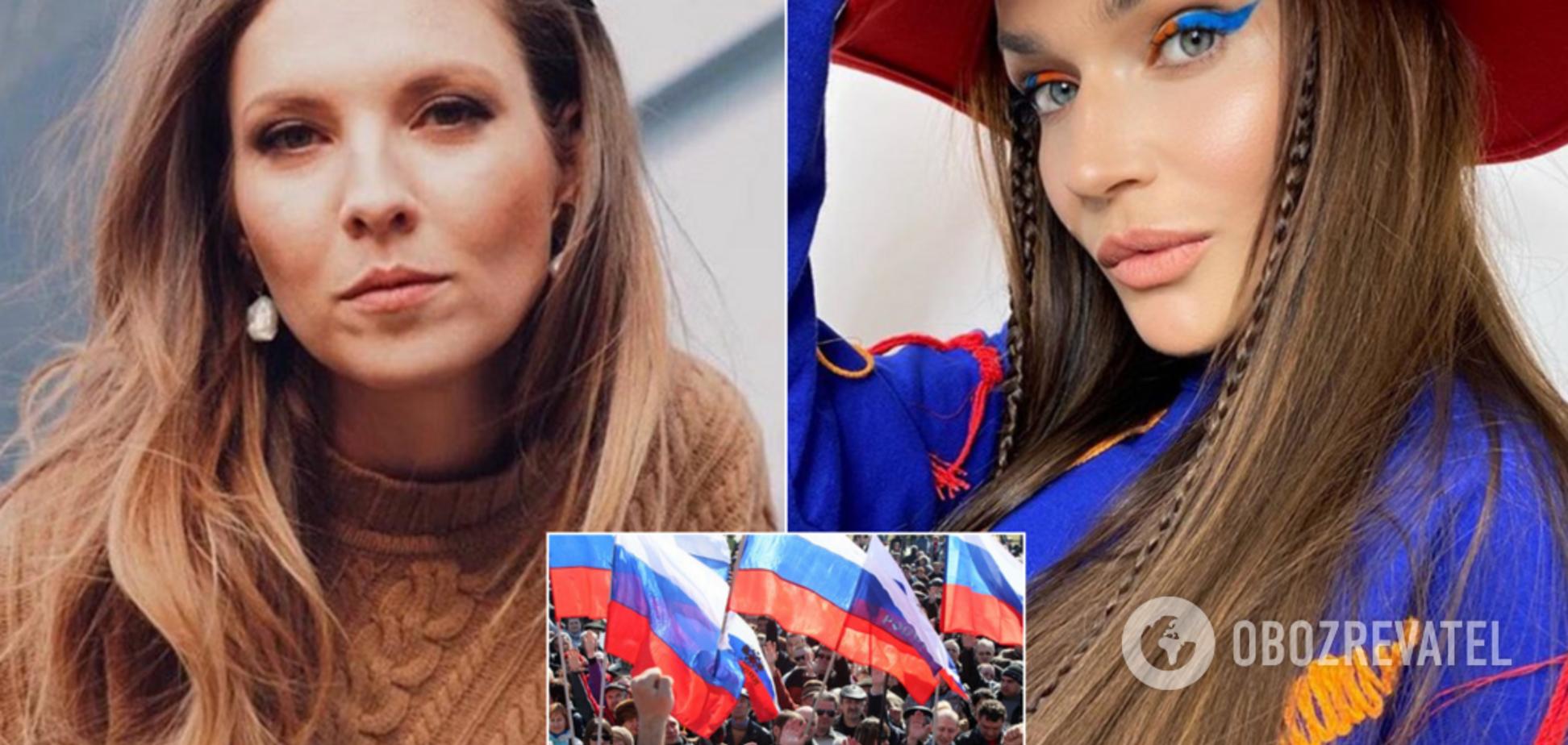 Скабєєва і Водонаєва публічно посварилися через 'зубожіле бидло' в Росії: подробиці