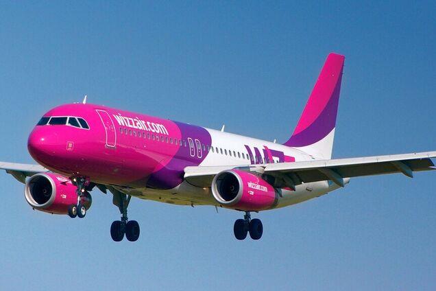 Над Києвом пасажирський літак потрапив у небезпечну ситуацію