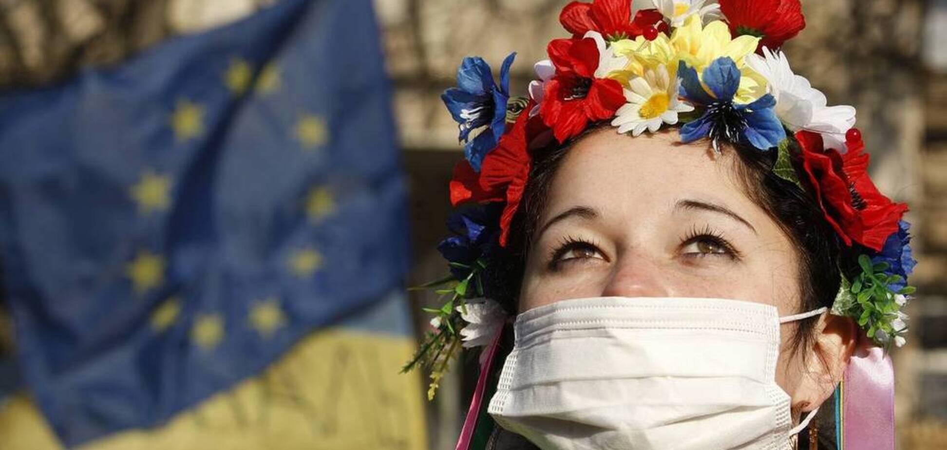 И тогда, может быть, Украина поправится...