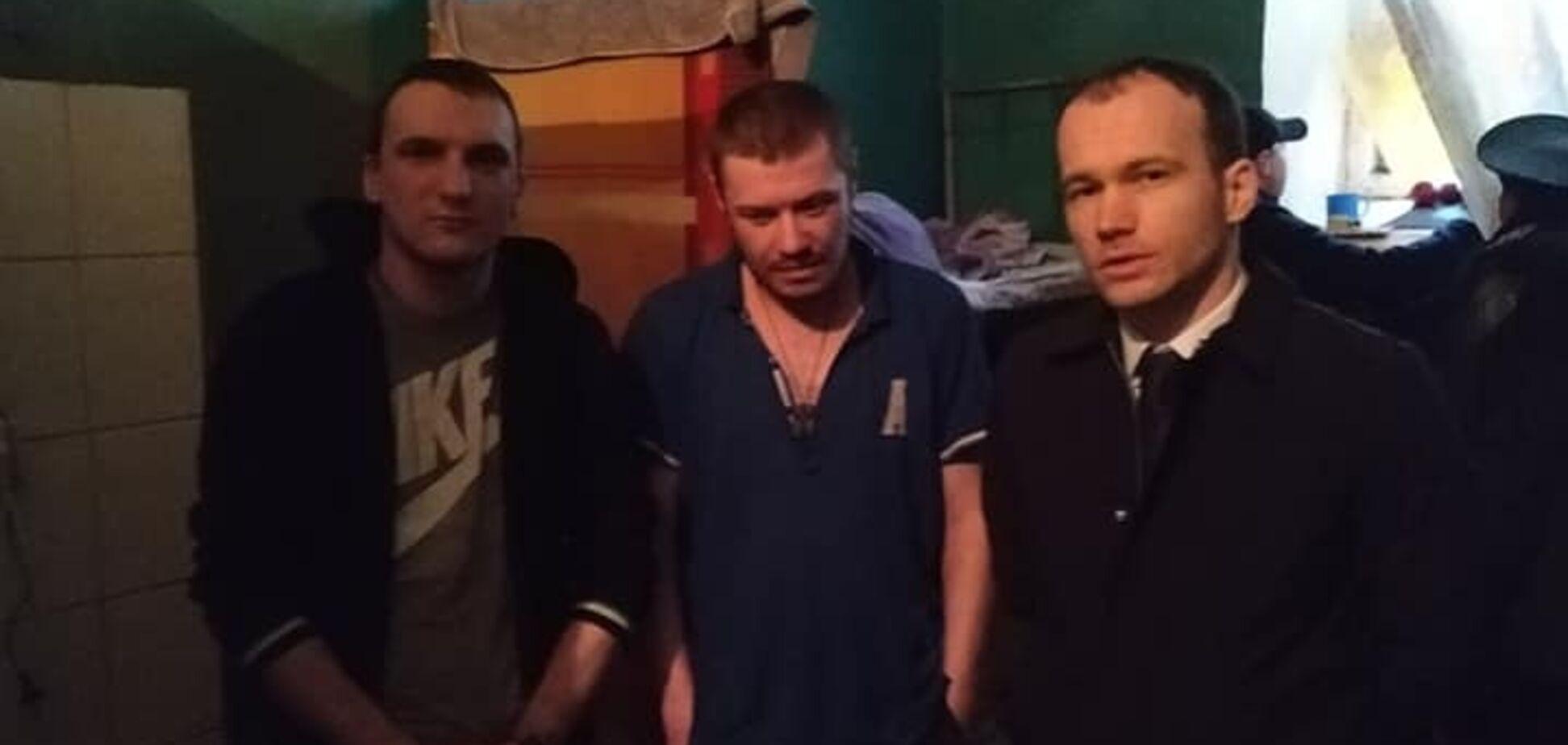 Малюська відвідав Лук'янівське СІЗО