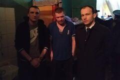 Малюська посетил Лукьяновское СИЗО