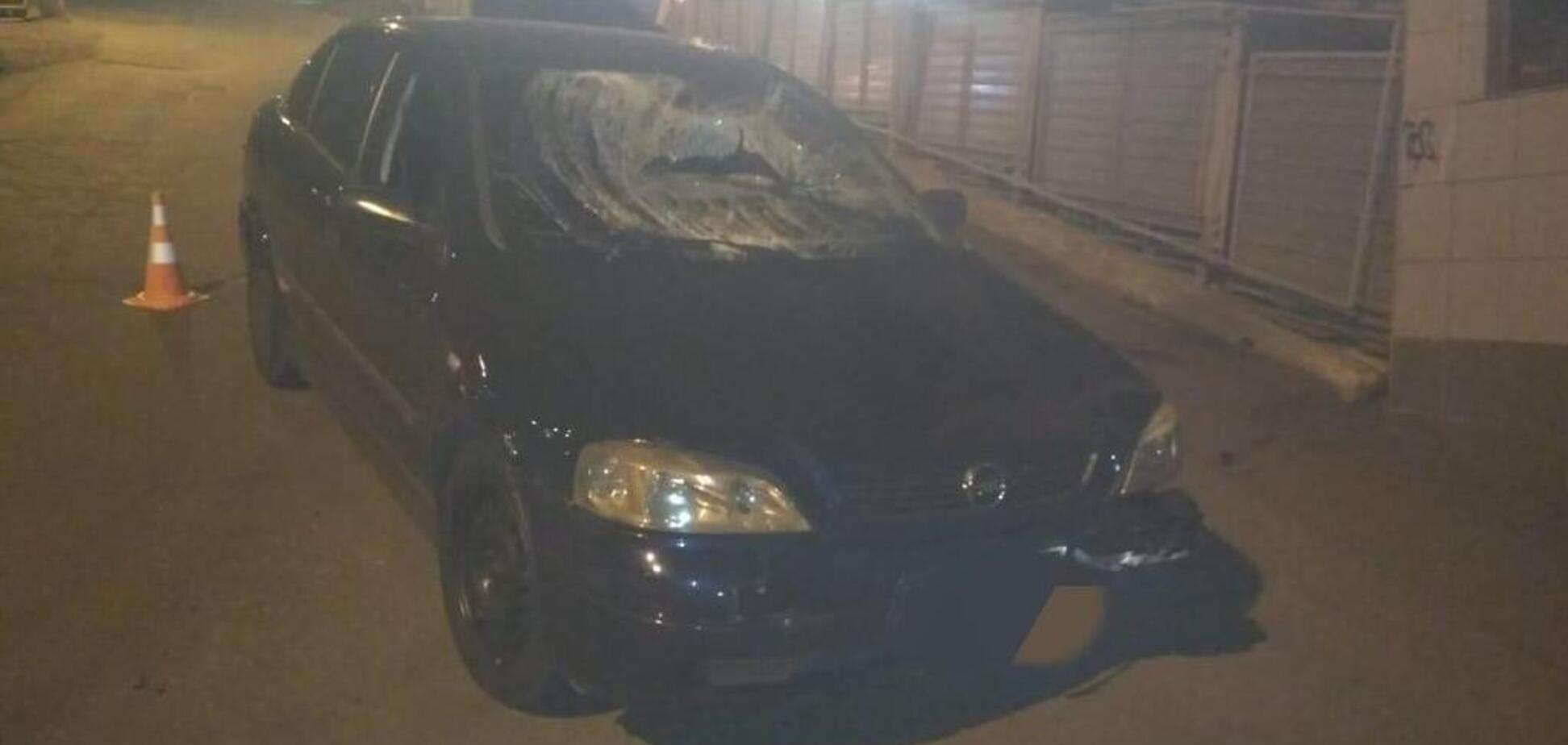 Полицейский сбил двух пешеходов в Одессе. Источник: od.npu.gov.ua