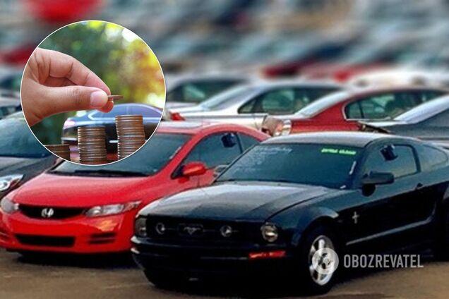 В Україні збільшили податок при продажу автомобіля