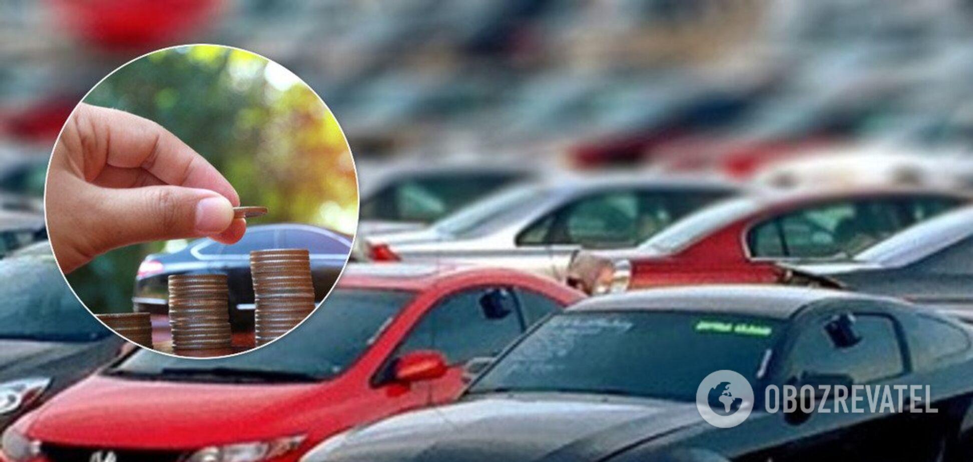 В Україні вводять новий податок на авто: за що доведеться платити