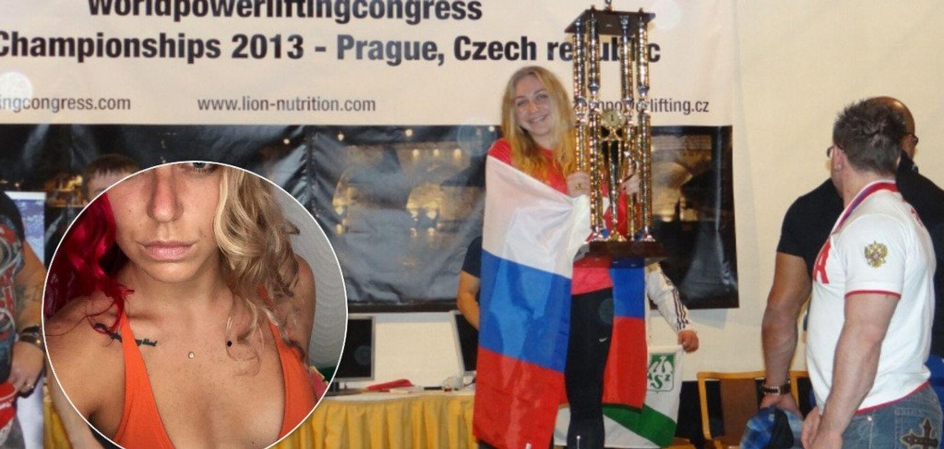 Чемпионка мира из России снялась голой, протестуя против войны