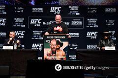 'Точно не в Москві': UFC навідріз відмовився проводити бій Конор – Хабіб в Росії