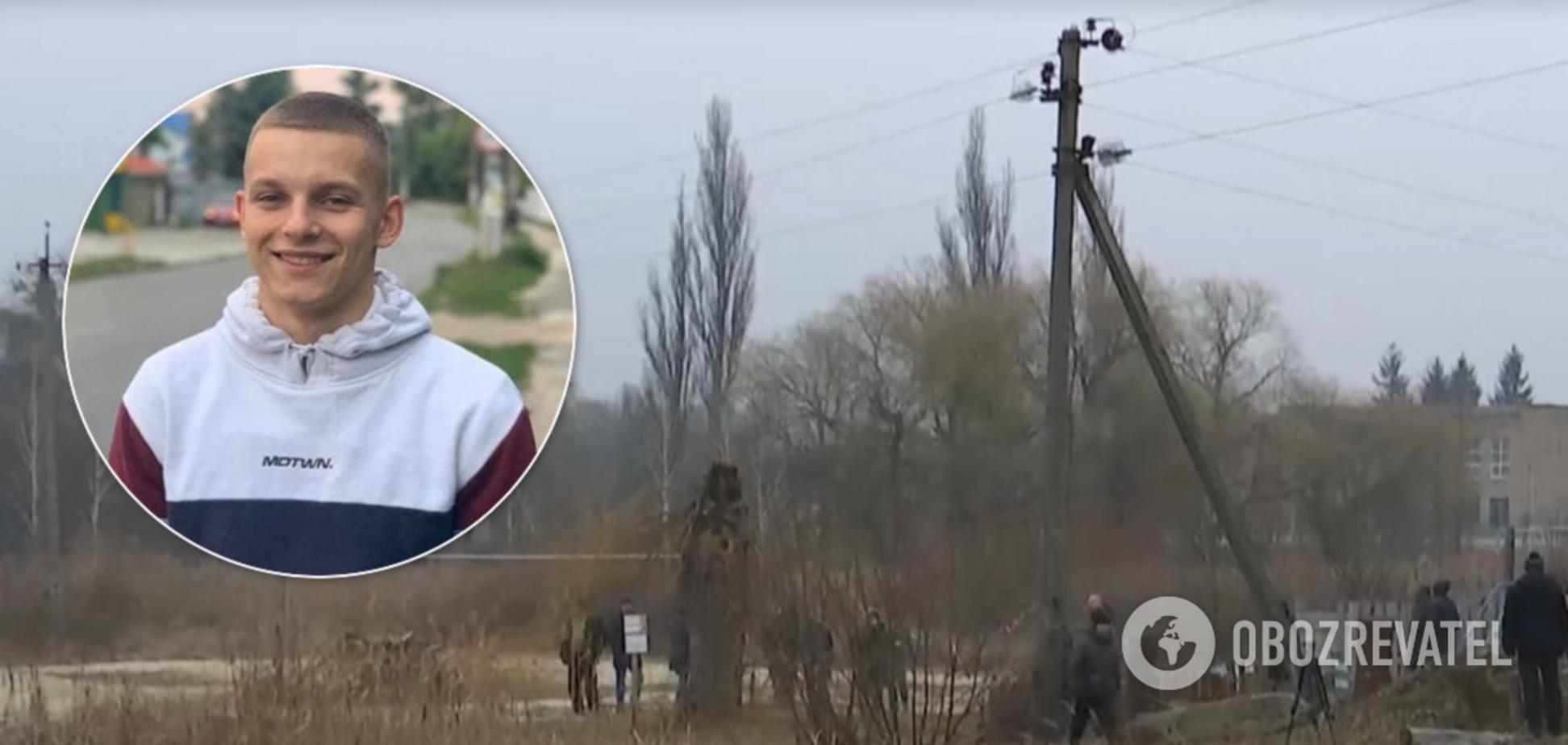 Под Киевом нашли тело 16-летнего парня: первые подробности загадочной трагедии