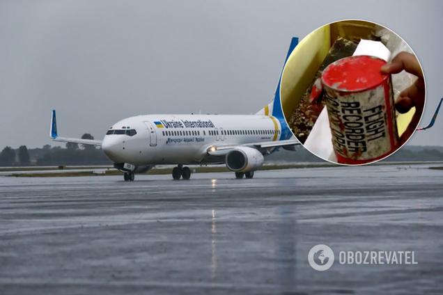 """Іран відмовився віддати Україні """"чорні скриньки"""" літака МАУ"""