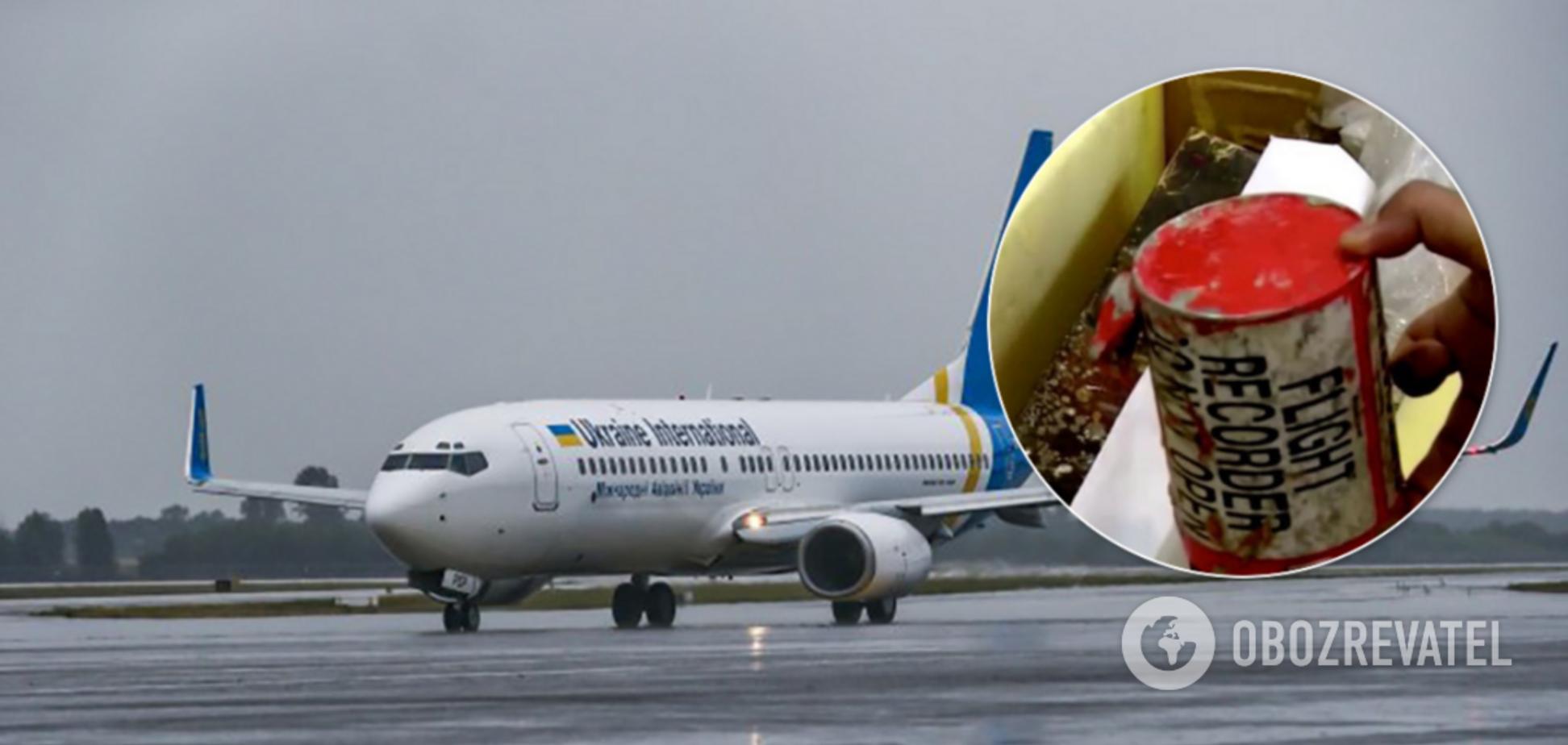 Іран відмовився віддати Україні 'чорні скриньки' літака МАУ