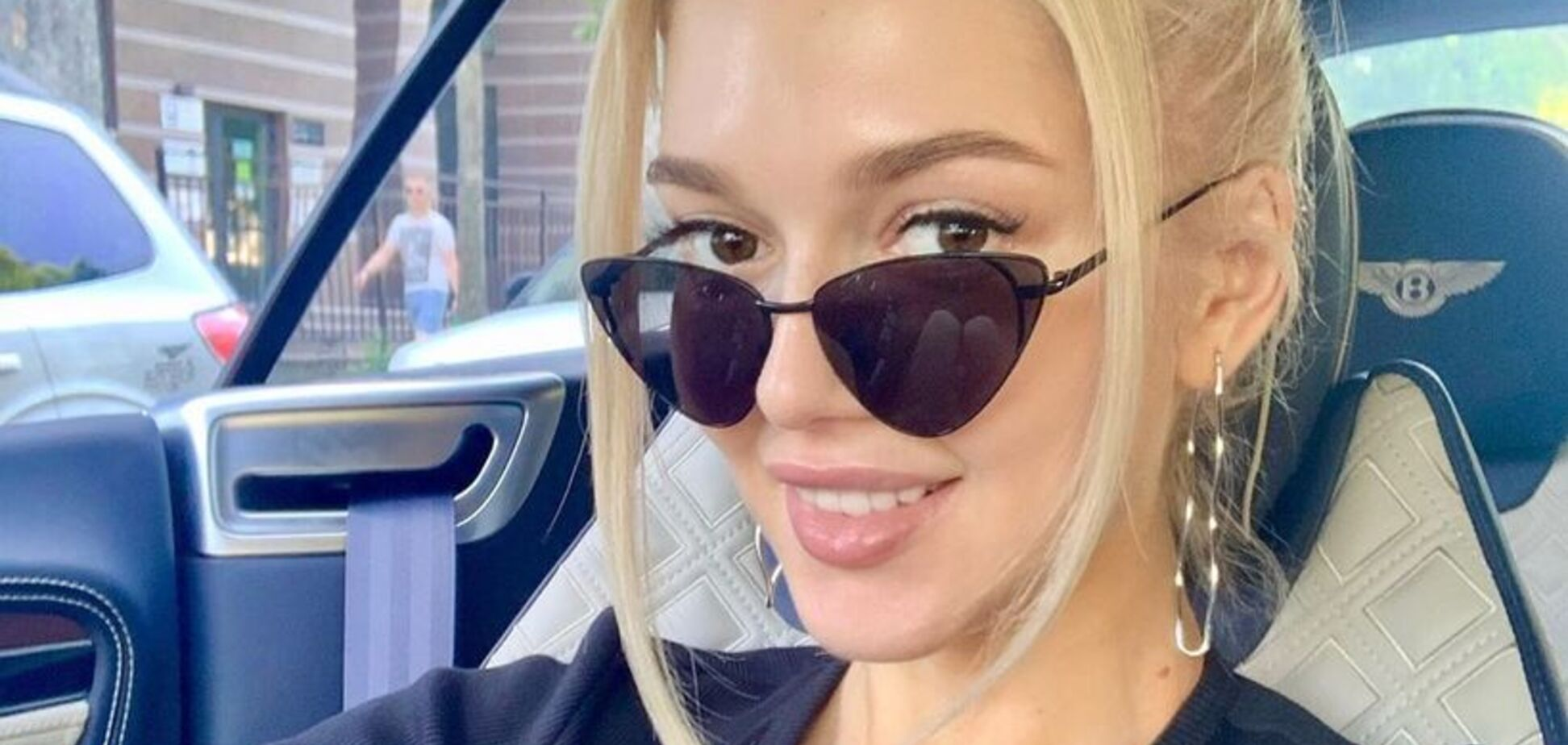 'Красивая грудь': 'любовница' Меладзе засветила аппетитные формы в сексуальном белье