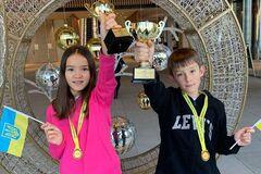 Киевские школьники получили золотые медали на Международной олимпиаде по математике