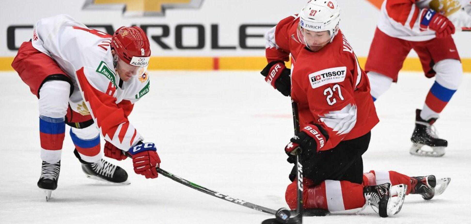 Росія – Швеція: де дивитися півфінал чемпіонату світу з хокею U-20