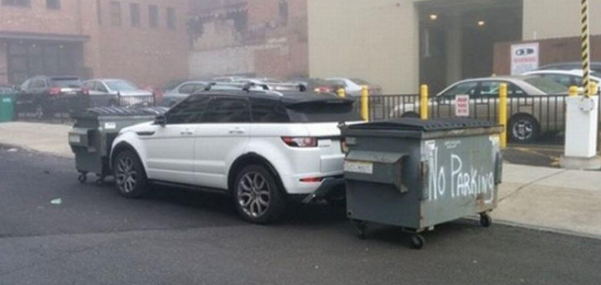 Найжорсткіші випадки покарання героїв парковки: шокуючі фото