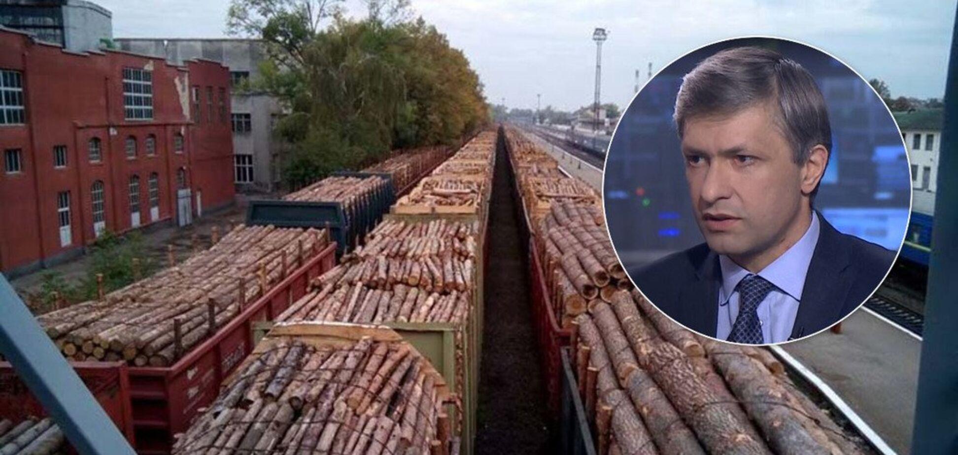 Скандальное заявление вице-премьера по вырубке леса: экс-нардеп указал на ошибку Кабмина