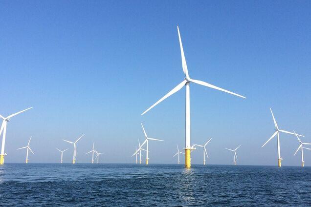 Оффшорные ветрогенераторы
