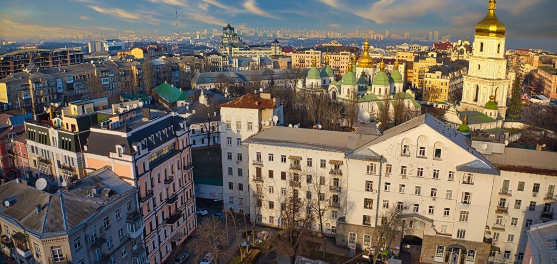 В Киеве открыли необычный экопарк с солнечными панелями: фото