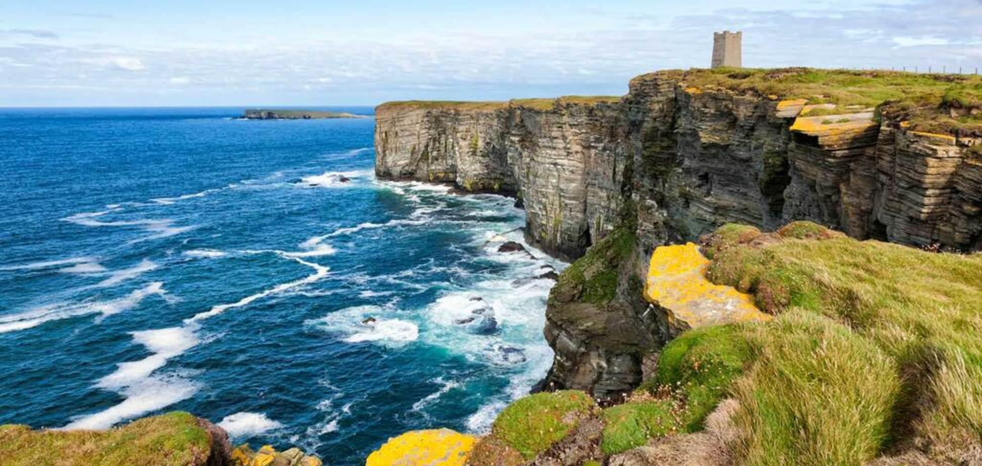 Острови в Шотландії перейшли на енергію вітру завдяки штучному інтелекту