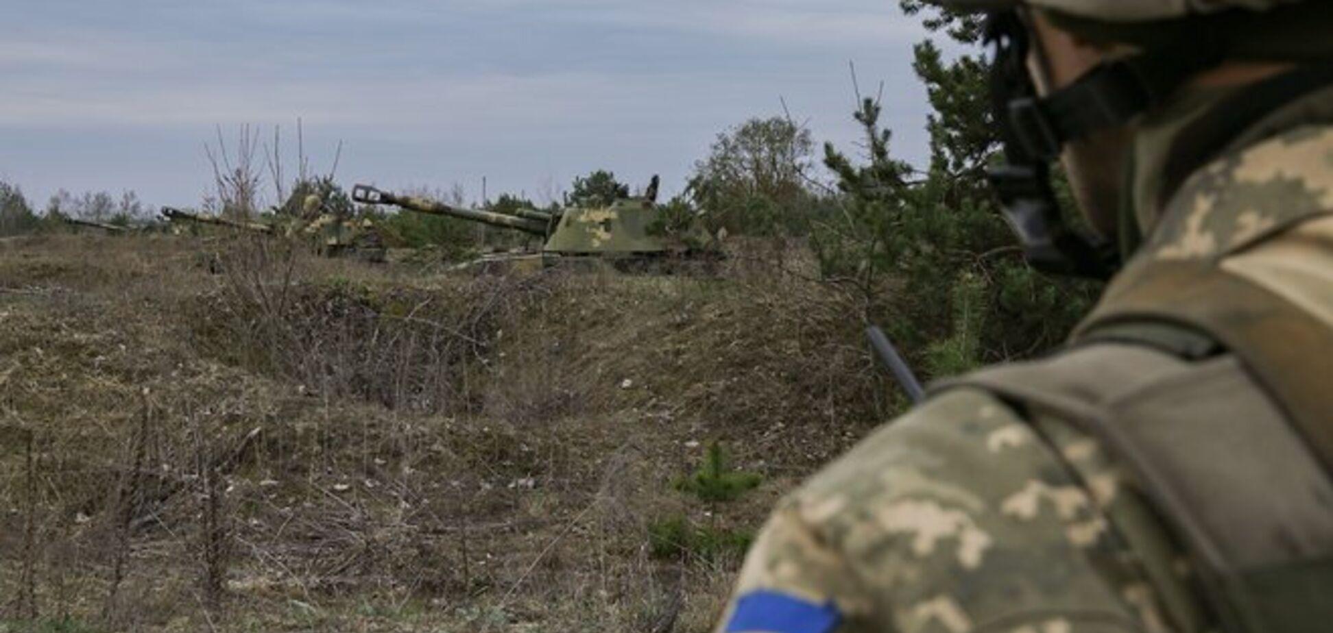 Найманці Росії зачаїлися на Донбасі: в ОС повідомили подробиці